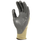 Gloves, Cut Resistant, ATA Yarn Palm and Back, Small