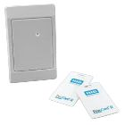 Proximity Reader 4.70x3.00x0.68 in. Wiegand, HID Proximity Cards
