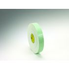 Foam Tape, 36.0 yd. L x 0.500 in. W x 0.062 in. thick, Urethane Open Cell, White
