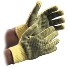 Gloves, Cut Resistant, Gripper Style, Small