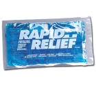 Cold/Hot Gel Pack; Reusable; Blue, 5.25 x 9 in.