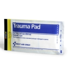 Trauma Pad; First Aid Kit Refill; 5 x 9 in.