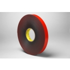 Double Sided Adhesive Foam Tape 36.0 yd Dark Gray -