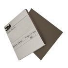 Utility Cloth Sheet, 9.00 in. x 11.00 in., Coarse Grade, Emery, Cloth/J Weight Backing