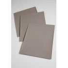 Abrasive Sheet, 9.00 in. x 11.00 in., 120 grit Grade, Aluminum Oxide, Cloth/J Weight Backing