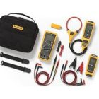 Wireless Multimeter Kit, 600mV - 1000V AC/DC, 60 mA - 400 mA AC/DC, 6V - 1000V AC, LCD Display