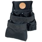 Tool Pouch, 11 in. x 13 in., 8 Pockets, Nylon