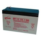 Rechargeable Lead Acid Battery Emergency Battery