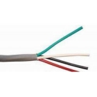 Communication and Control Cable 4C 18 AWG Str Bare Cu