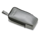 Meter Carrying Case, 8.00x3.50x2.50 in., Soft Vinyl/Zippered