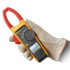 True RMS AC Clamp Meter, 0-600V AC/DC, 0-600A, 6000 Ohms, 55-60Hz, LCD Display
