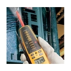 Electrical Tester, 12 - 600V AC, 12 - 600V DC, Live/Dead Circuit, 2-AAA Battery, 2.15 x 7.6 in.