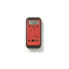 Digital Multimeter, 20 - 20M Ohms, 82Hz - 820Hz, 3-1/2 Digit LCD, 0 to 50 deg C