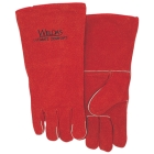 Gloves, Welding; Cowhide Palm; Large