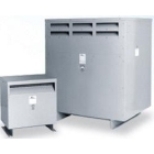 Distribution Transformer, 100KVA, 480V Primary, 240V Secondary, 1 Ph, AL Winding, 60Hz, NEMA 2