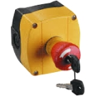 Station, Pushbutton Assembled, Industrial, 1-NC