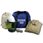 Coverall Kit, Arc Flash, Large 42 to 44 in. Waist
