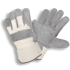 Gloves, Side Split Leather Double Palm 2.5