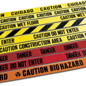 DIRECT SAFETY PRODUCTS 83424 Safety Warning and Flagging